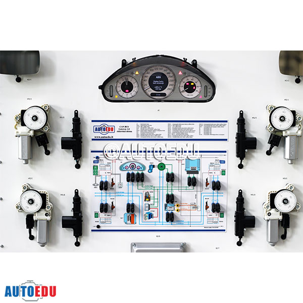 Can Bus Training Board Mscan1