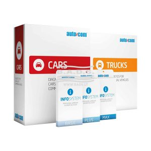 Diagnostinis prietaisas Autocom CDP + Trucks CARS