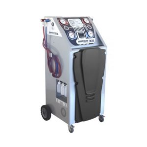 A/C pildymo stotelė spin breeze touch dual x 4 r134a/hfo1234yf 01.001.44 Spin
